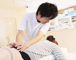 ぎっくり腰の治療法について